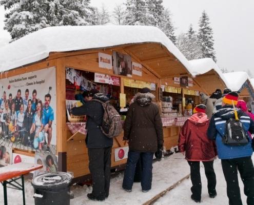 Casette professionali in legno: ultime consegne per i Mercatini di Natale