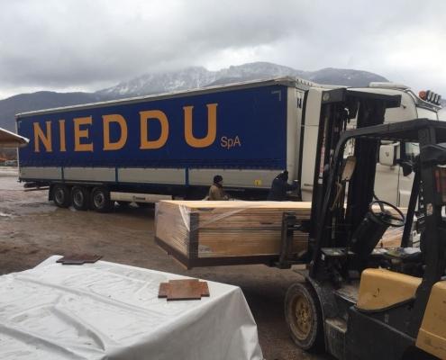 Le casette professionali a montaggio rapido sbarcano in Sardegna