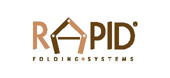 Casette in legno pieghevoli | Rapid System
