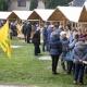 Coldiretti sceglie le casette pieghevoli Rapid per il Mercatino del Ringraziamento ad Aquileia