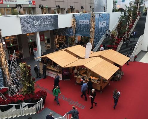 Casette professionali Rapid alla fiera Christmas World
